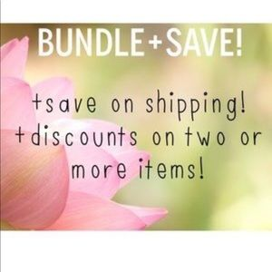 Other - Discount applies to bundles!